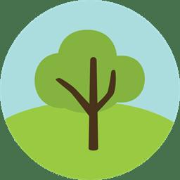 icono vegetación